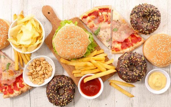 Храни от заведения за бързо хранене