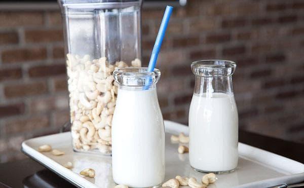 Мляко от кашу