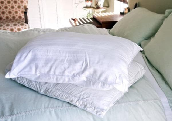 Чисти възглавници