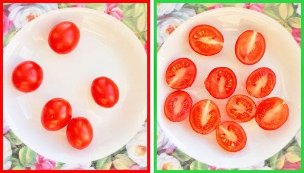 Рязане на плодове и зеленчуци