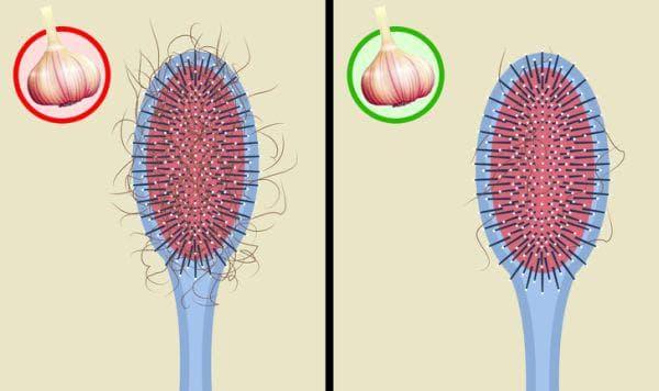 Подобряване на външния вид на кожата и косата с чесън