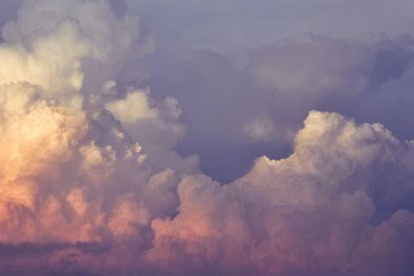 красота, облаци, природа, естетика