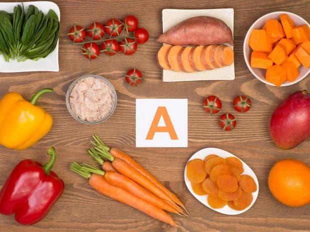 Храни, богати на витамин А