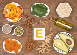 Храни богати на витамин Е