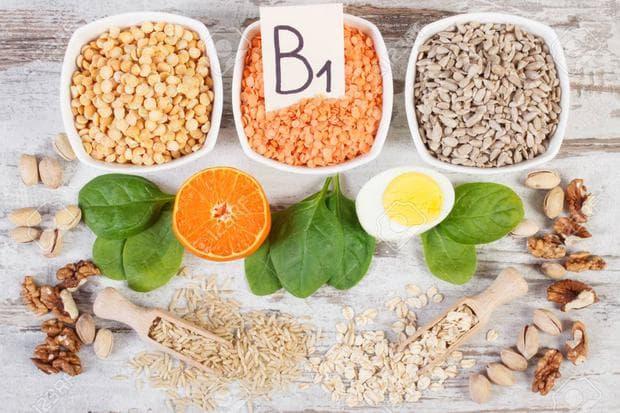 Храни богати на витамина В1