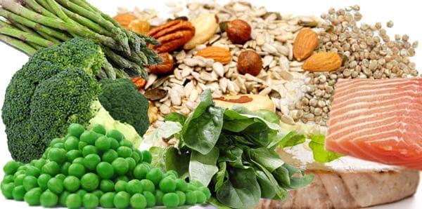 Храни богати на витамин В2