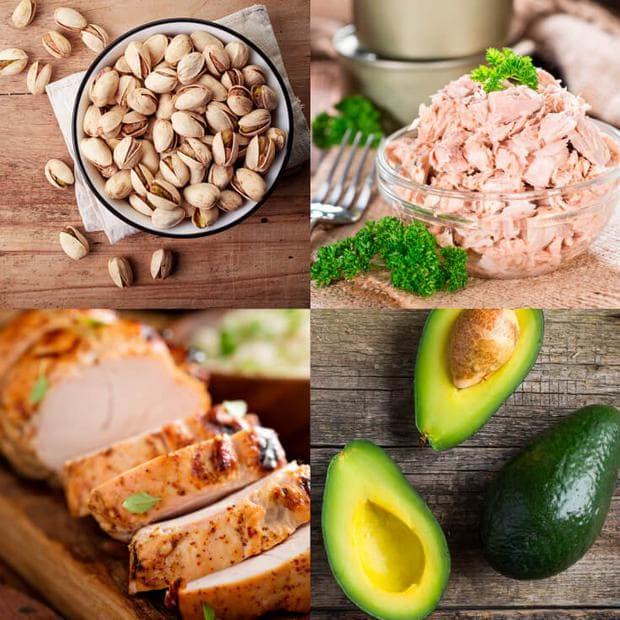 Храни богати на витамин В6