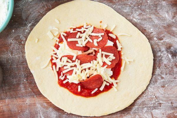 пица калцоне