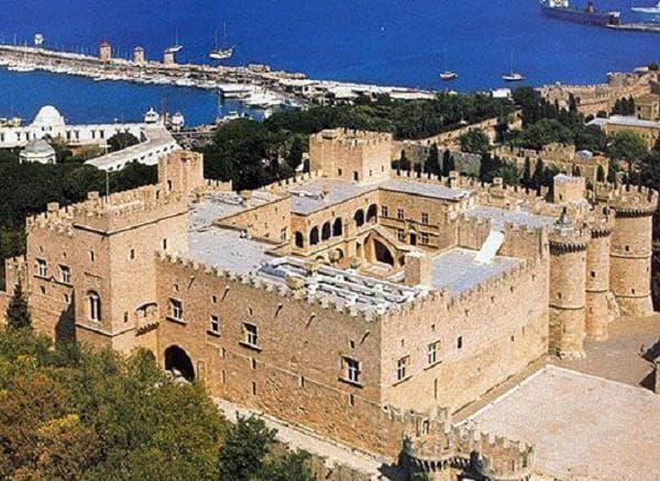 Историческата резиденция на Хоспиталиерите в Малта