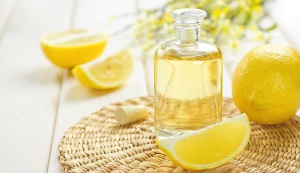 Зехтин и лимон