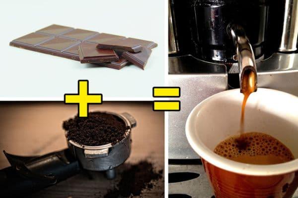 Подправяне на кафе