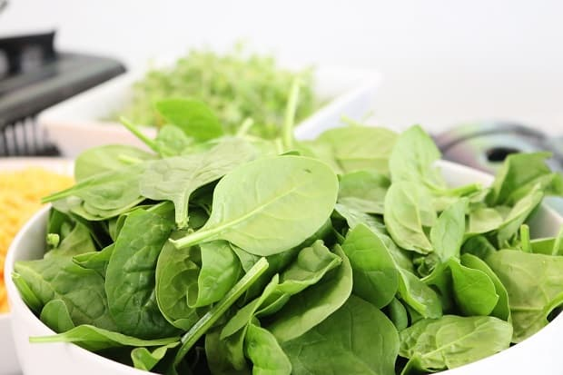 Зелени зеленчуци