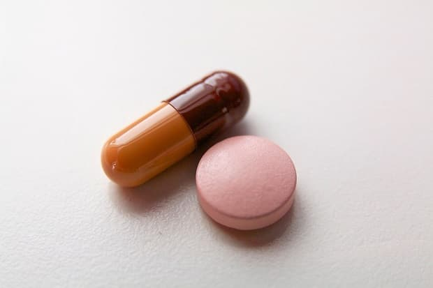 Желязо таблетки