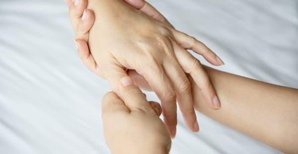 Масаж на ръцете