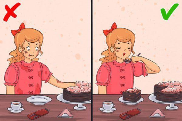 Умерена консумация на храна