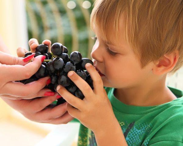 Важността от рязането на гроздето