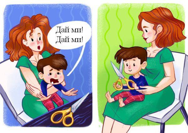 Предотвратяване на детски изблици на раздразнение