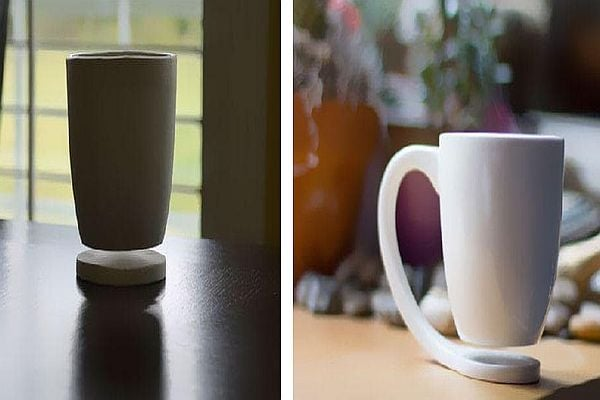 Левитиращи чаши