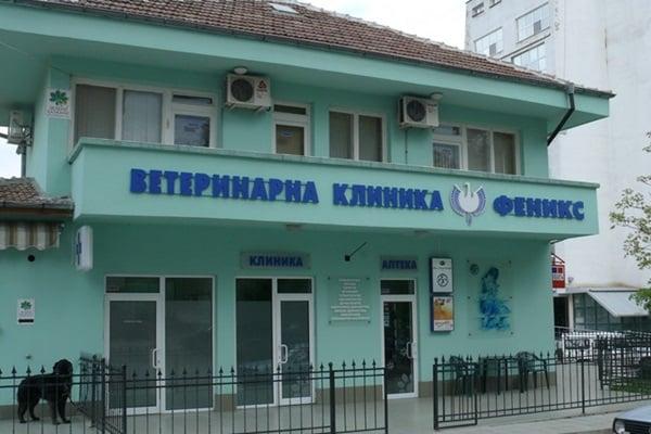 Ветеринарна клиника Феникс - Стара Загора