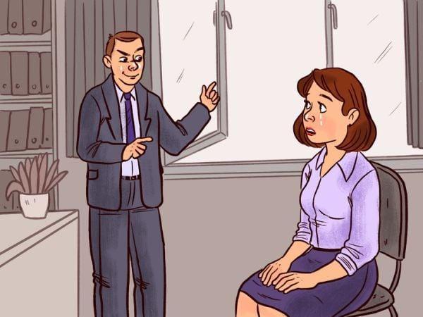 Заявяване на странна молба от интервюиращия
