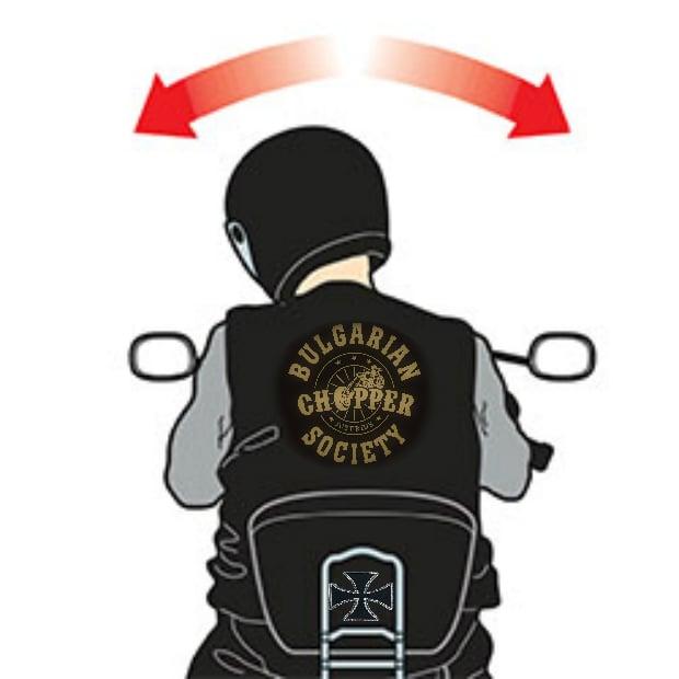 Упражнение при болки във врата при мотористите