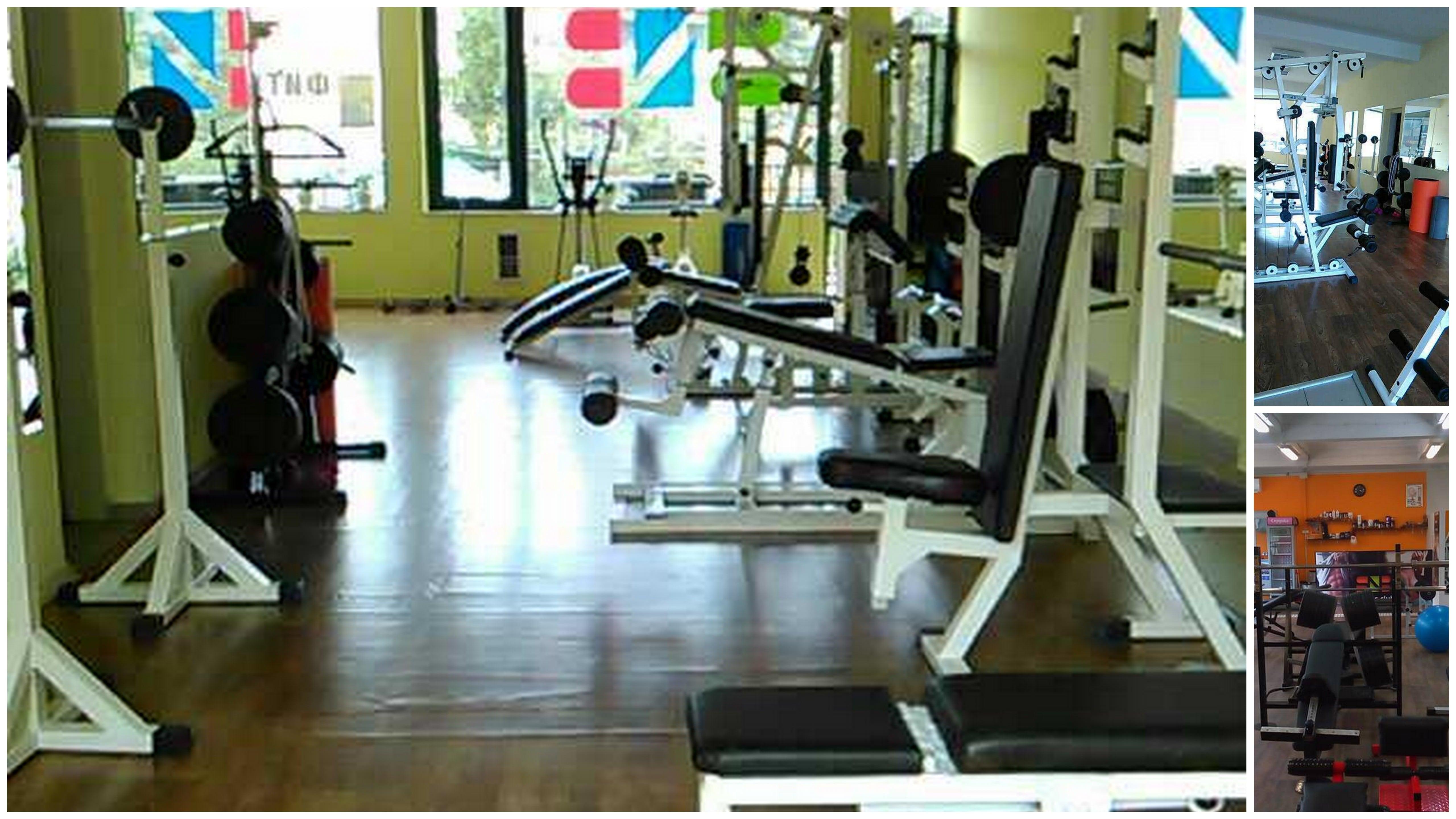 Фитнес клуб Strong New Body, гр. Горна Оряховица