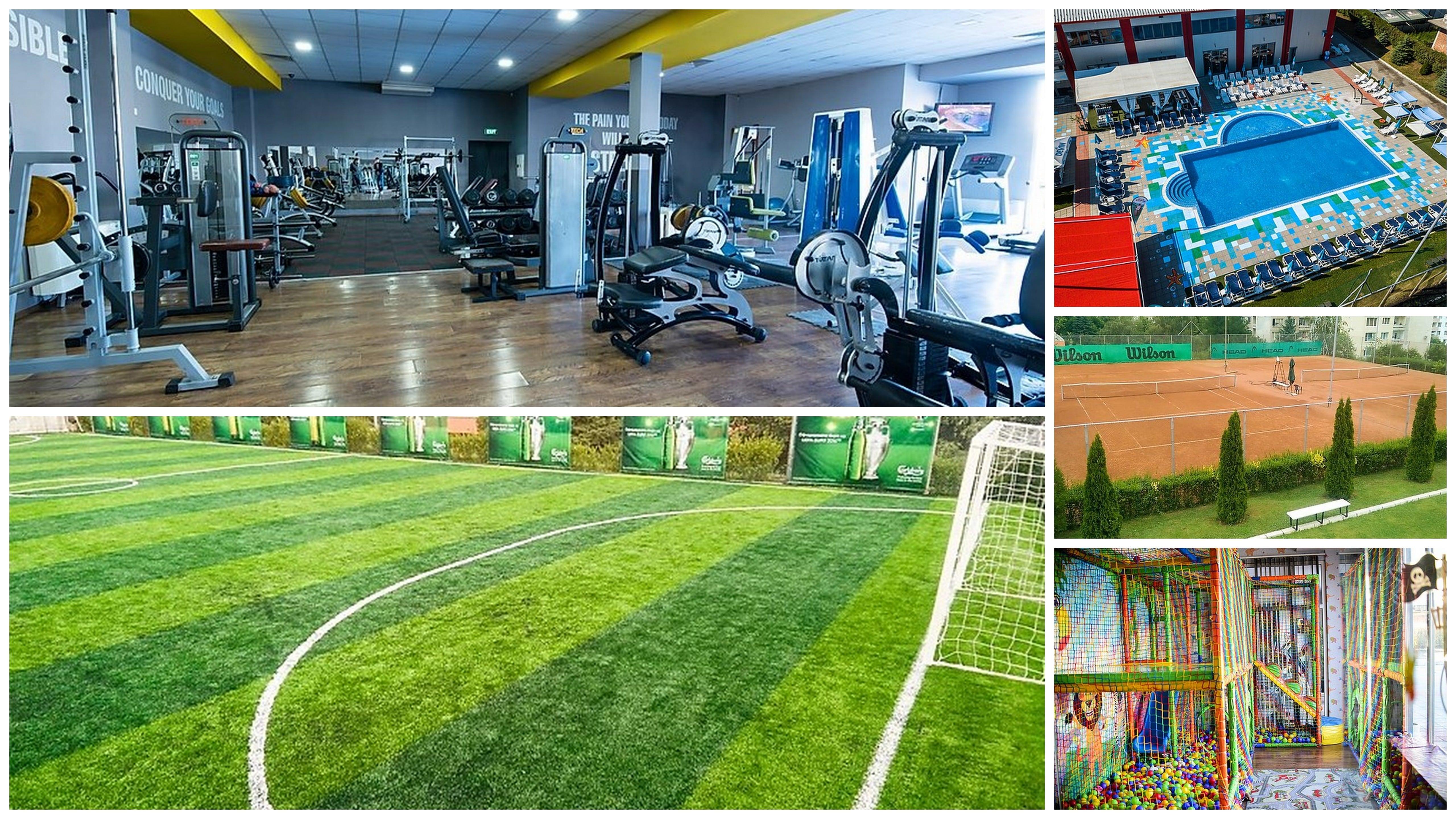 Спортен център Zona Sport, гр. Кюстендил