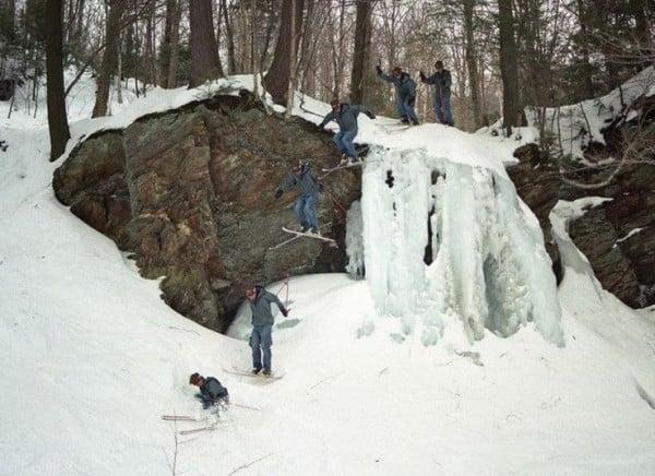 Опасни ски курорти - Ски във Върмонт, САЩ