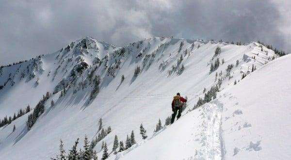 Опасни ски курорти - Пистата Кристъл Маунтин в щата Вашингтон