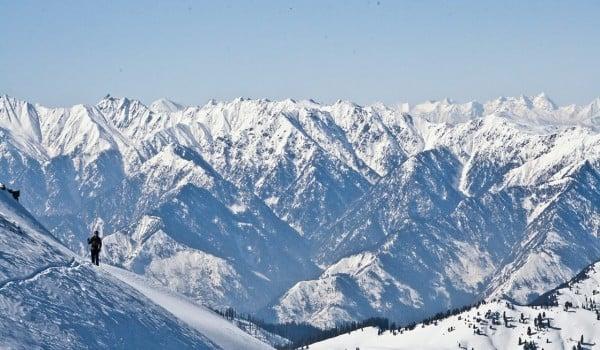 Опасни ски курорти - Каране на ски на Хималаите
