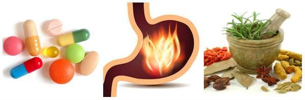 Етиологично лечение при гастрит