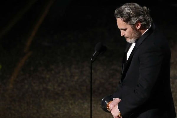 Хоакин Финикс спечели Оскар за най-добра мъжка роля