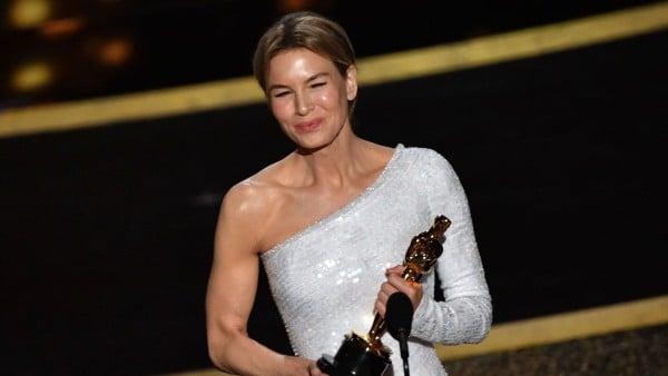 Рене Зелуегър с награда за най-добра актриса
