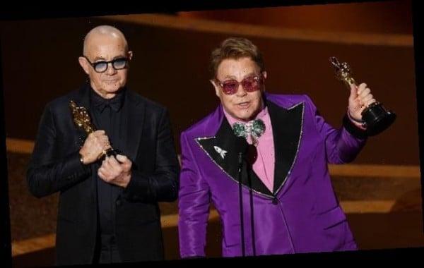Сър Елтън Джон с Оскар за най-добра филмова песен