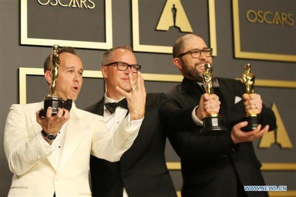 Играта на играчките с поредния Оскар