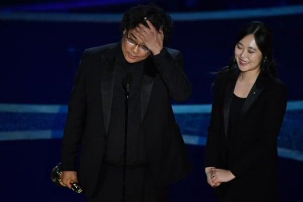 Бонг Джун-Хо с Оскар за най-добър режисьор