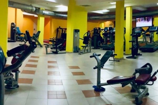 Фитнес и здравен център