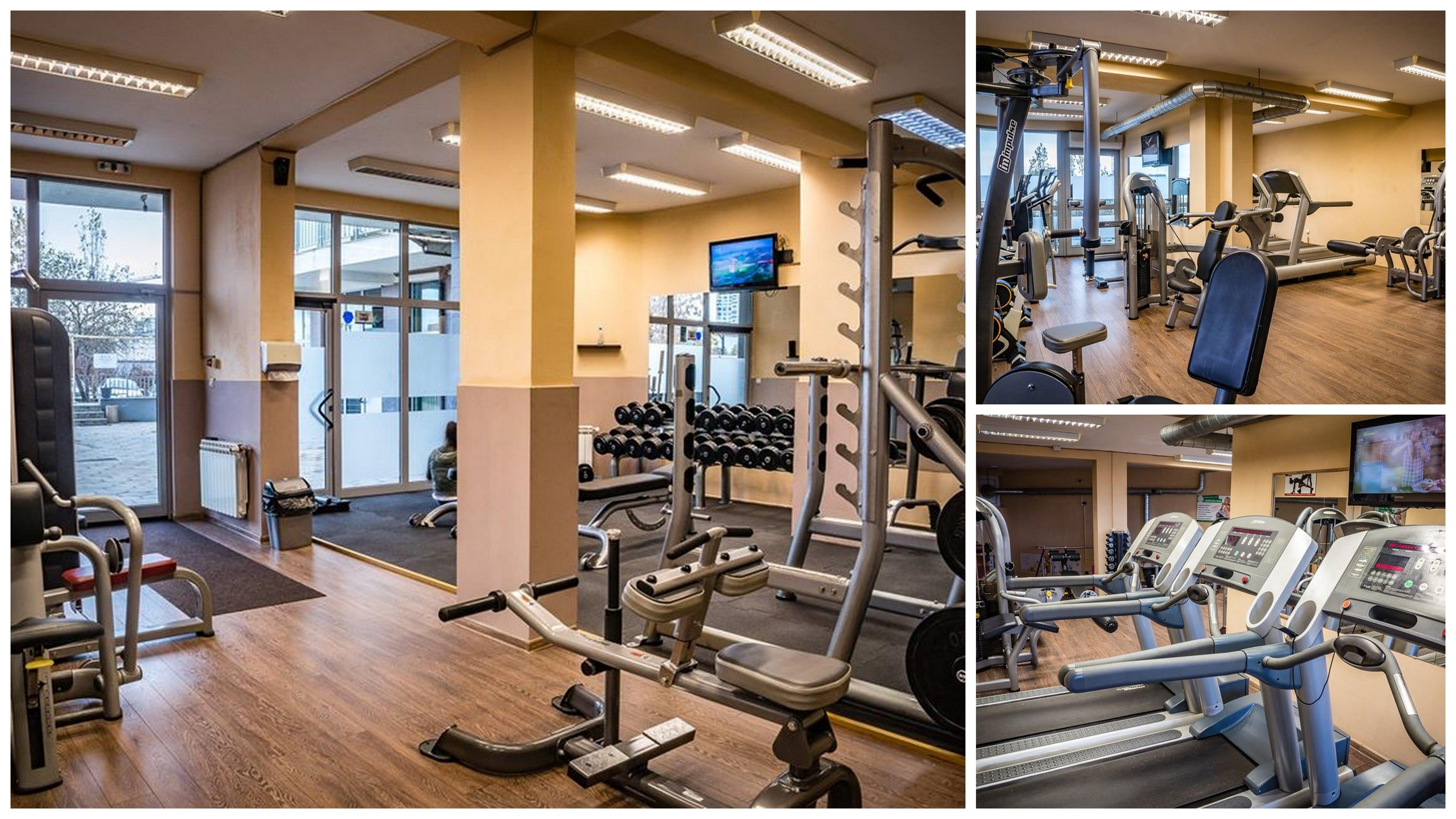 Фитнес център Fitnessplace, гр. София