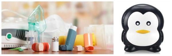 Какво представляват инхалаторите? Видове инхалатори