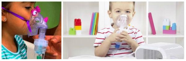 Правилна употреба на небулайзери (небулизатори)
