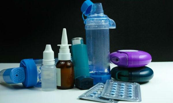 Лекарства за инхалация