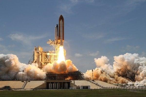 космическа ракета