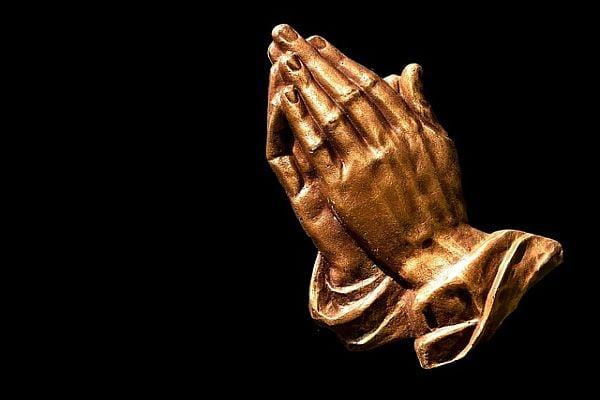 Притча за молещите се ръце