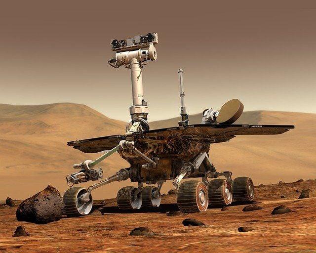 Марс е дестинация за космически кораби
