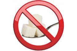Намаляване на приема на захар