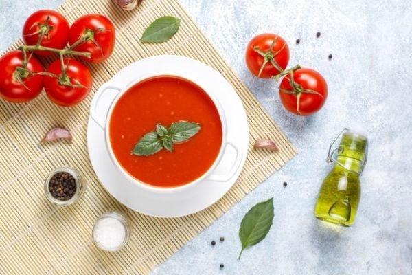 Полезни свойства на термично обработените домати.