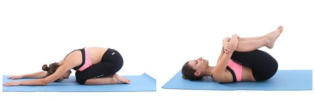 Упражнения при лечение на ишиас