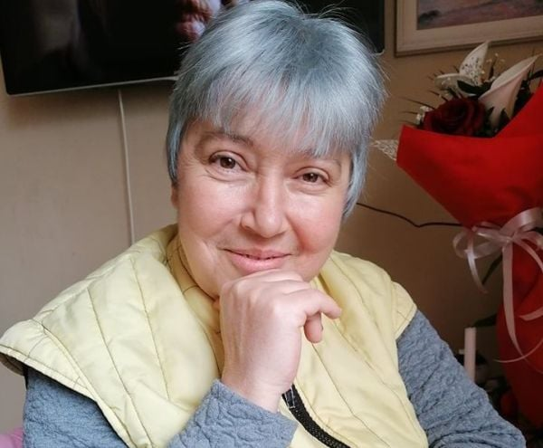 Павлина Григорова