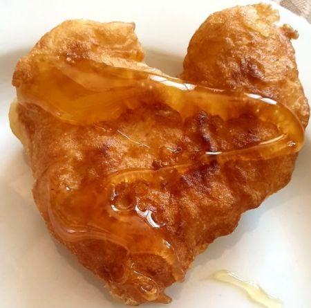 Мекица с мед
