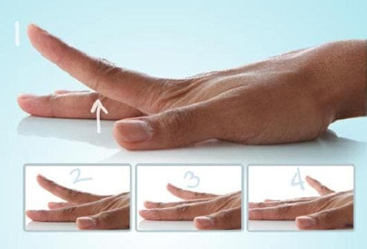 Повдигане на пръсти